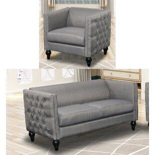 Annuziata Living Room Set by House of Hampton®