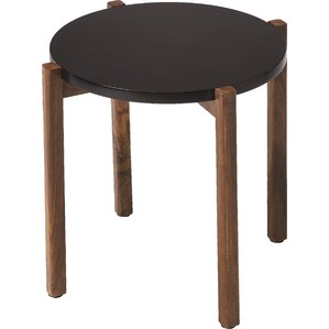 Boese End Table by Mercury Row