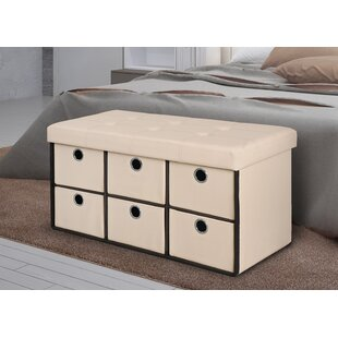 Ordinaire 6 Drawer Storage Bench
