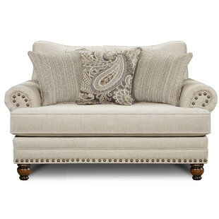 Best Reviews Everhart Chair and a Half ByDarby Home Co