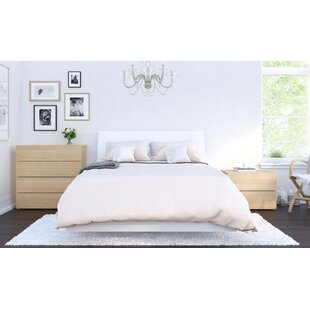 Norah Platform 4 Piece Bedroom Set ByWrought Studio