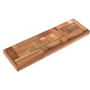 Tray of Fun Teakwood Puzzle
