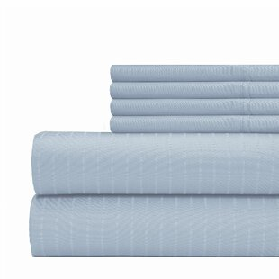 Cena 6 Piece 700 Thread Count Sheet Set