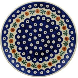 Mosquito Polish Pottery Decorative Plate  sc 1 st  Wayfair & Decorative Plates You\u0027ll Love | Wayfair