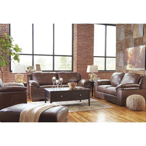 Loon Peak Braeden Configurable Living Room Set Laderd Sudlong
