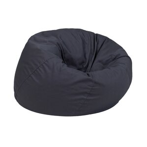 Harriet Bee Solid Kids Bean Bag Chair