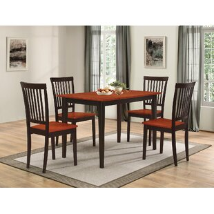 Save  sc 1 st  Wayfair : kitchen set table and chairs - pezcame.com
