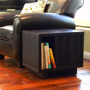 Conrad End Table by DonnieAnn Company