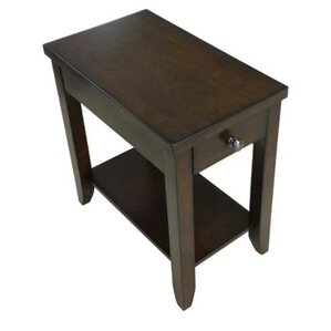 Simmons Casegoods Helen Chairside Table by Latitude Run
