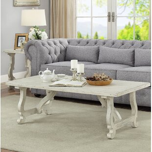 Find Nash Coffee Table by Rosecliff Heights