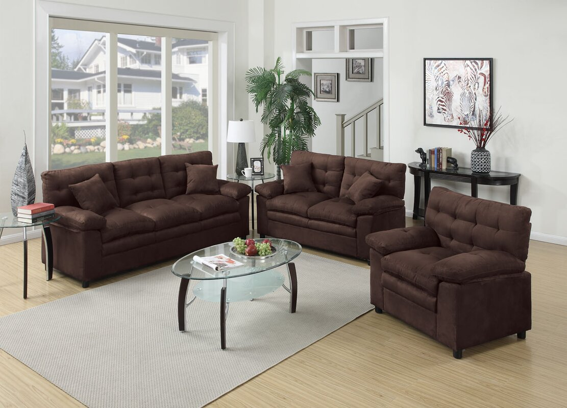 Red Barrel Studio Kingsport Piece Living Room Set Reviews