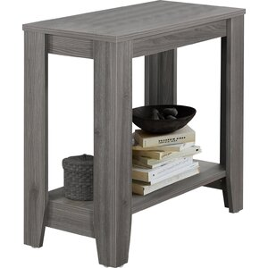 Trombetta End Table by Varick Gallery