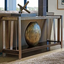 Zavala Intersect Console Table by Lexington