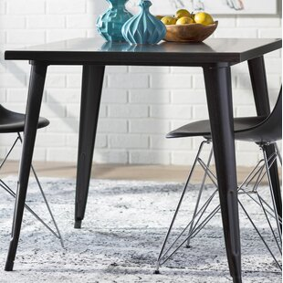 Metal Kitchen Tables Metal kitchen dining tables youll love auld dining table workwithnaturefo