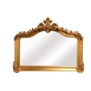 Astoria Grand Balmer Mantle Wall Mirror