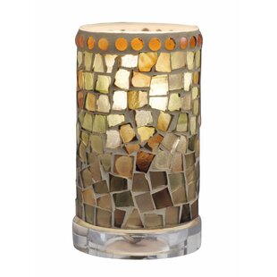 Great choice Reliford Knighton 7 Mosaic Table Lamp By Bloomsbury Market