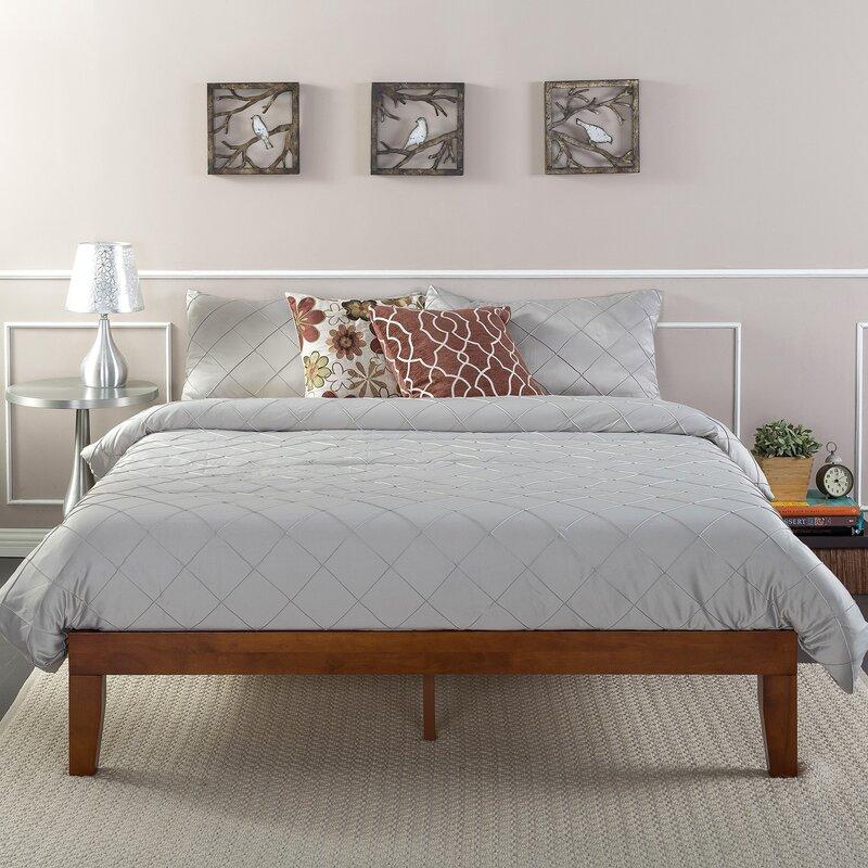 Canada S Best Mattress Platform Bed Amp Reviews Wayfair Ca