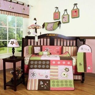 Price comparison Fontana 13 Piece Crib Bedding Set ByZoomie Kids
