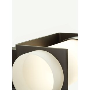 Compare prices Newhaven 1-Light Outdoor Sconce By Latitude Run