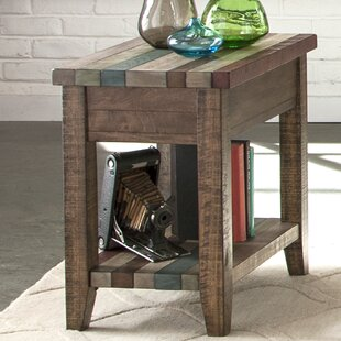 Bunche Chairside Table by Loon Peak