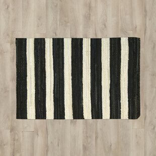 Looking for Mayfair Black/White Area Rug By Breakwater Bay