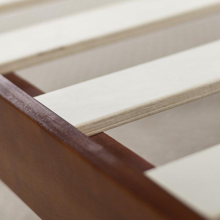 defaultname - Solid Wood Platform Bed