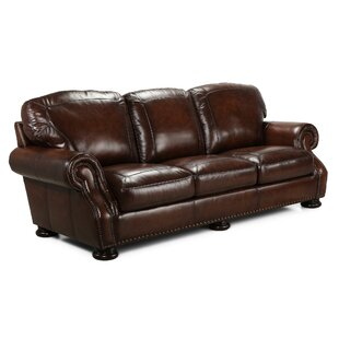 Ranold Leather Sofa