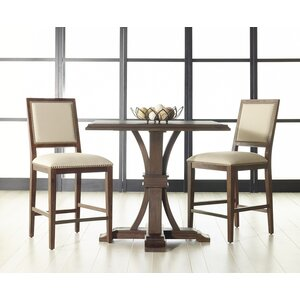 Montcerf Square Counter Height Dining Table by One Allium Way