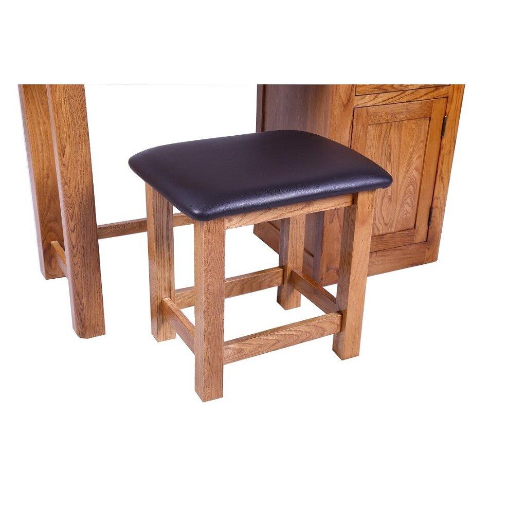 hallowood furniture schminktisch set london mit hocker. Black Bedroom Furniture Sets. Home Design Ideas