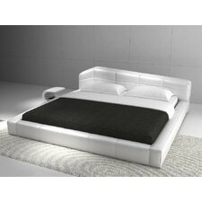 Neilson Upholstered Platform Bed by Orren Ellis