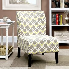 Hardy Slipper Chair by Andover Mills