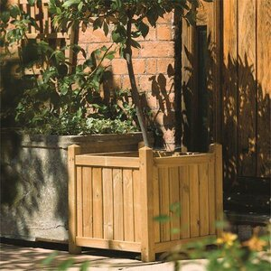 Square Planter Box