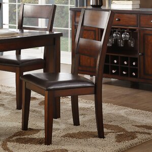 Dickens Upholstered Dining Chair (Set Of 4)