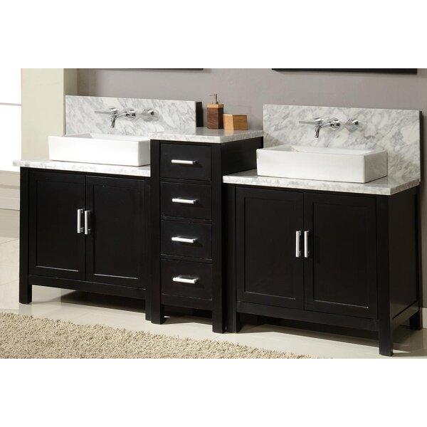 Direct Vanity Sink Horizon 84 Quot Double Premium Bathroom