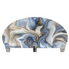 Blue Swirl 3 Hook Coat Rack by Next Innovations