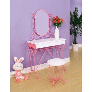 Kids Bedroom Vanity kids' bedroom vanities   joss & main