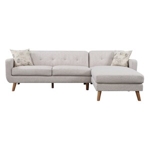 Hoeft Remix Sectional by Latitude Run
