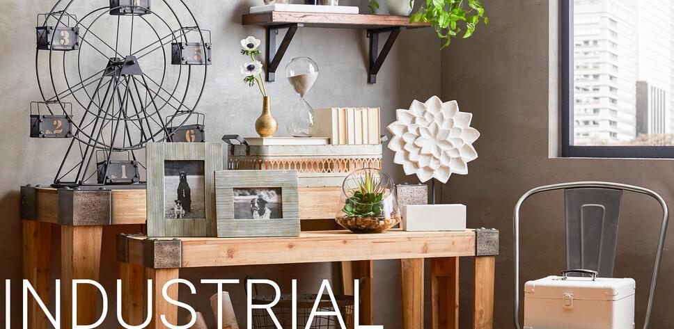 industrial furniture decor joss main - Industrial Decor