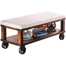 Ivar Upholstered Entryway Bench by 17 Stories