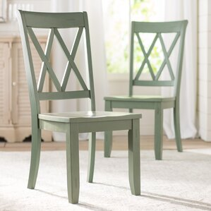 green kitchen & dining chairs you'll love | wayfair