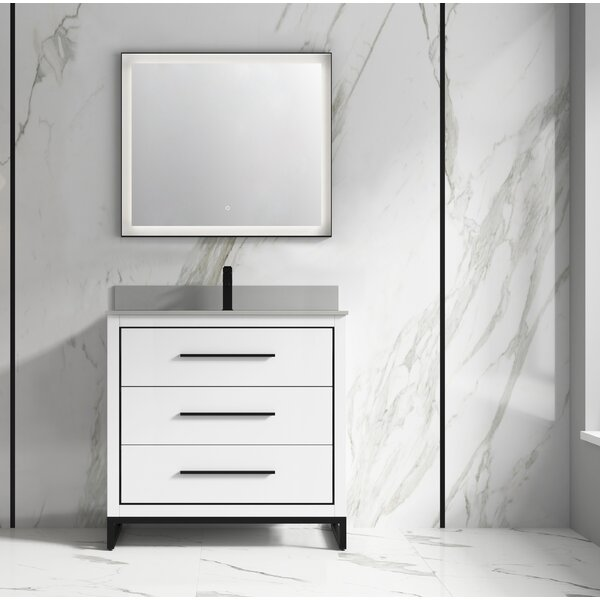 Rappoli 36 Single Bathroom Vanity Set