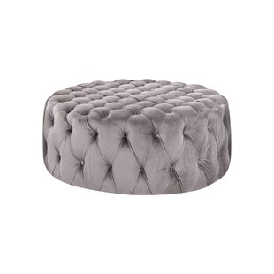 Botolph Tufted Cocktail Ottoman by Mercer41
