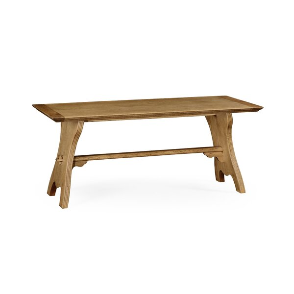 Tavern Solid Wood Dining Table by Jonathan Charles Fine Furniture