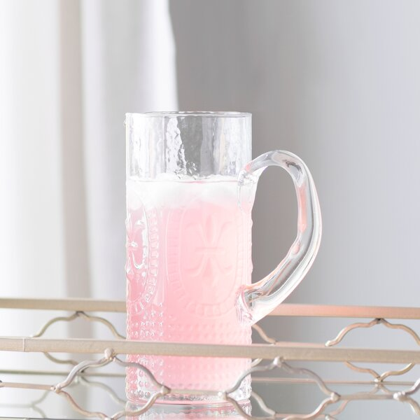 Mayron Glass Pitcher by Lark Manor