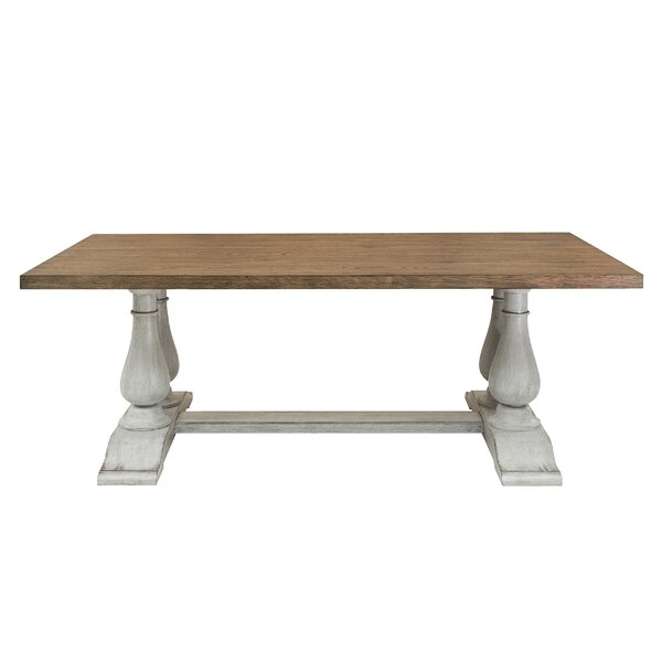 Newnan Pedestal Dining Table by Greyleigh