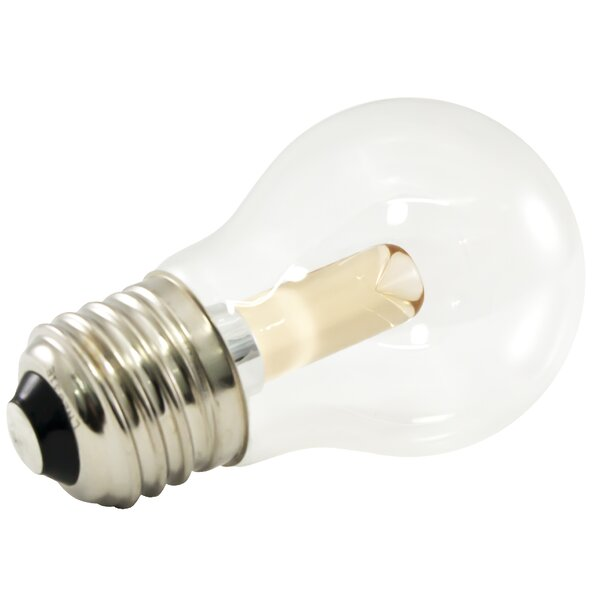 Frosted E26/Medium LED Light Bulb (Set of 25) by American Lighting LLC