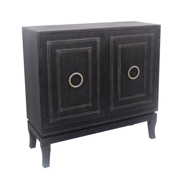 Raeann 2 Door Accent Cabinet by Bloomsbury Market
