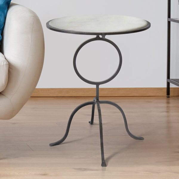 Metz End Table by Williston Forge