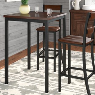 Pub tables bistro sets youll love wayfair ashlyn pub table workwithnaturefo