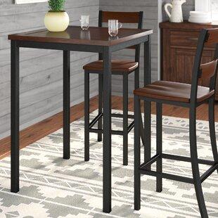 ashlyn pub table - Bar Kitchen Table